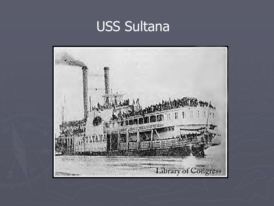 USS Sultana