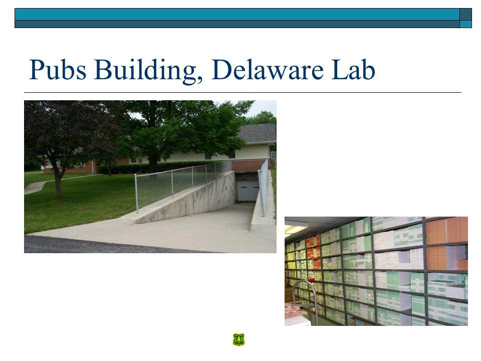 Pubs Building, Delaware Lab
