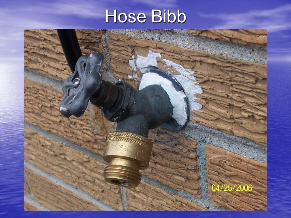 Hose Bibb