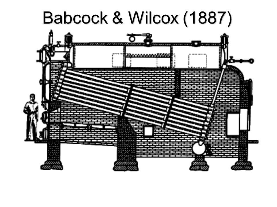 Babcock & Wilcox (1887)