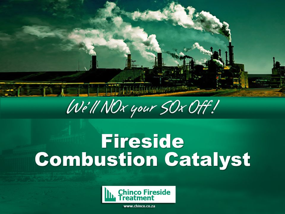 Fireside Combustion Catalyst