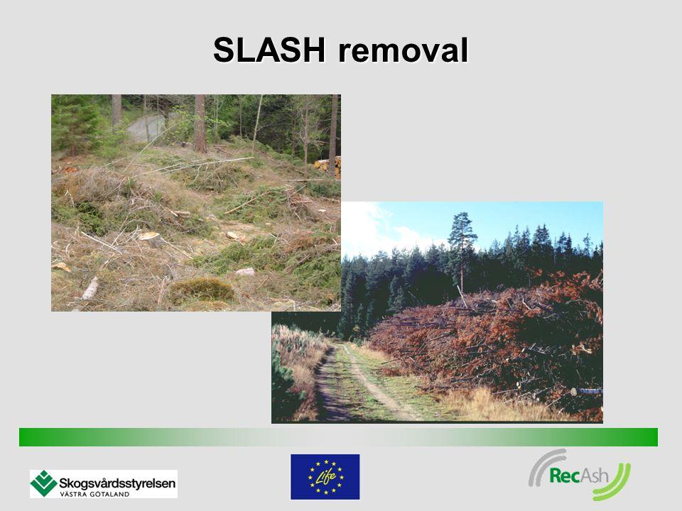 SLASH removal