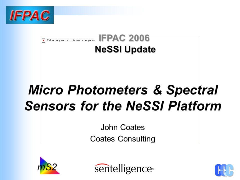 Spectral Sensor: Application to Beverages