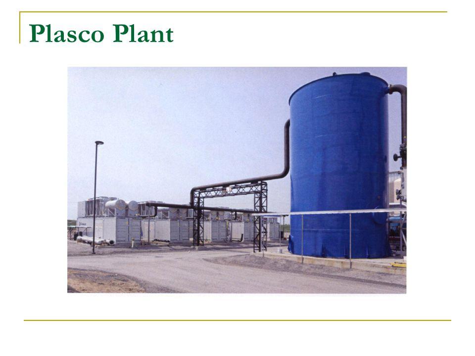 Plasco Plant