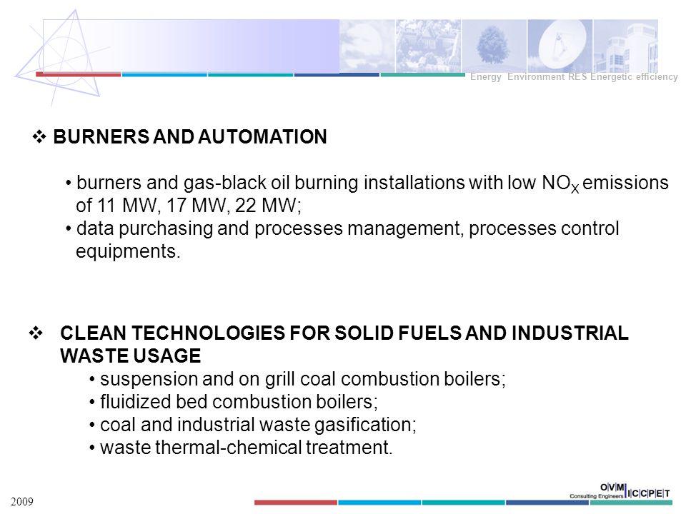 ENERGY RENEWABLE SOURCES biomass usage technologies; solar energy thermal conversion.