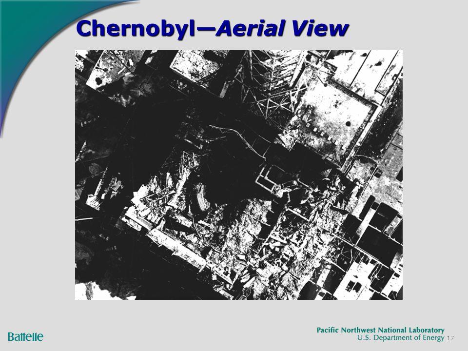 17 ChernobylAerial View