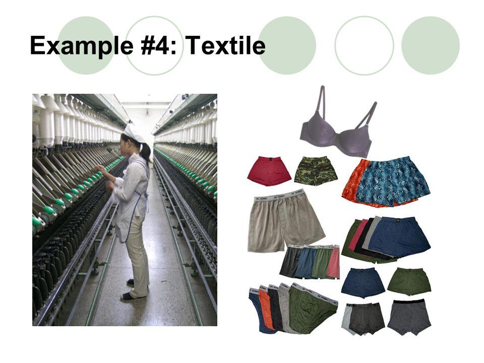 Example #4: Textile