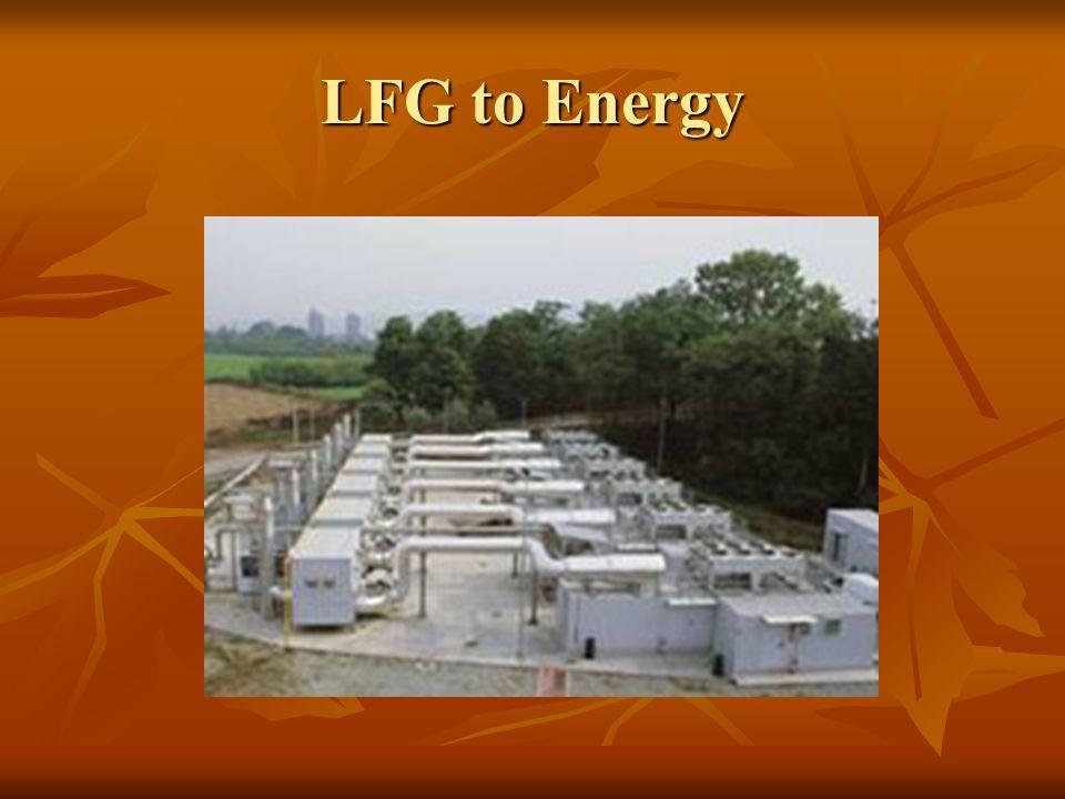 LFG to Energy