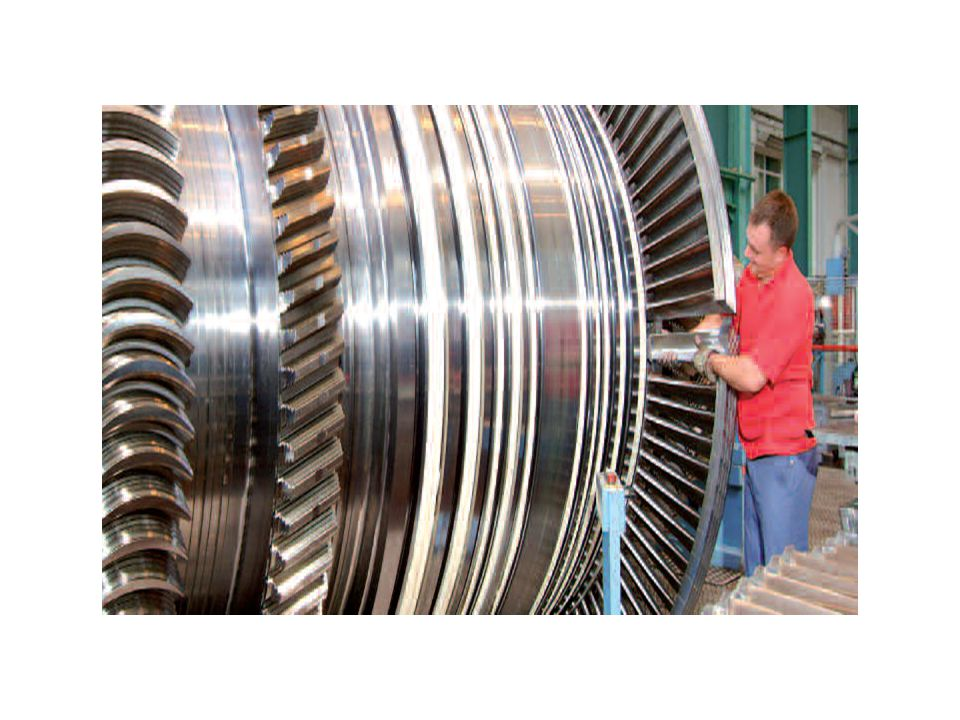 145MWe cogen steam turbine together Alstom power