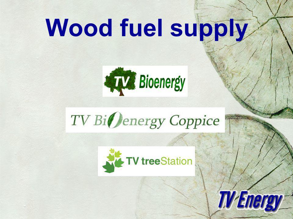 Wood fuel supply