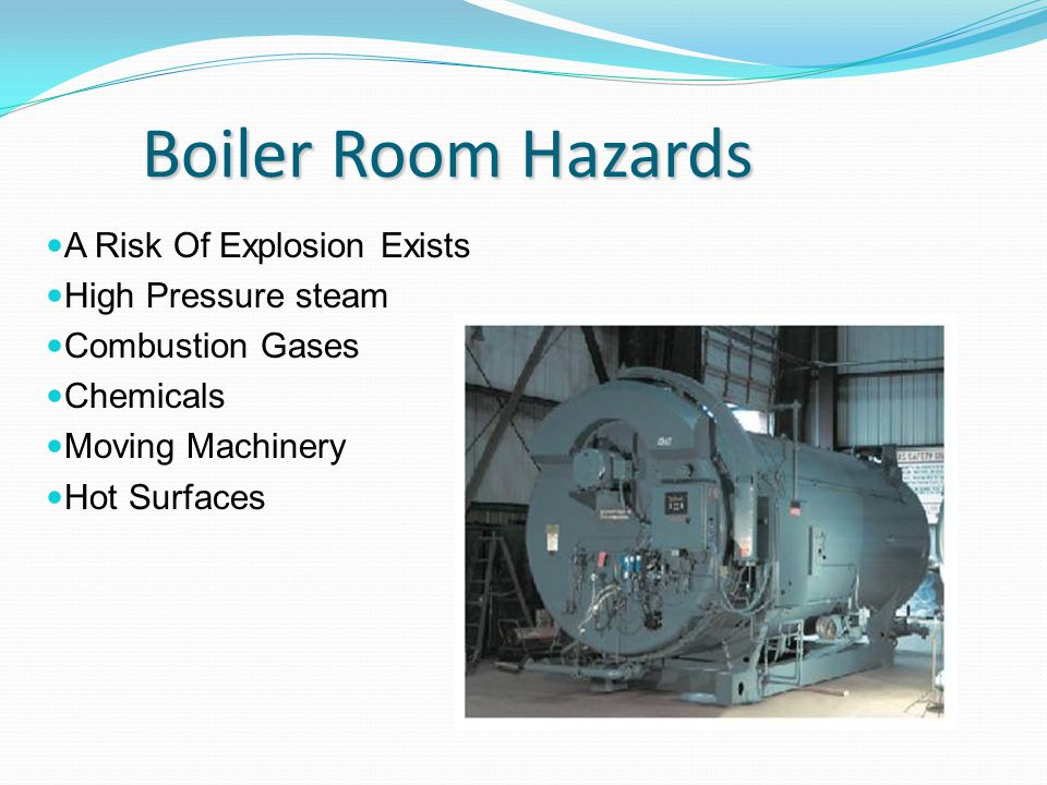 Communication is Critical Boiler operation information is communicated to the boiler operator starting the shift to specify any special procedures required.