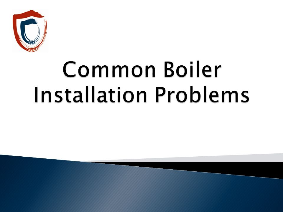 A boiler needs low-water protection.