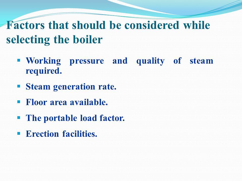 Type of Boilers 1.