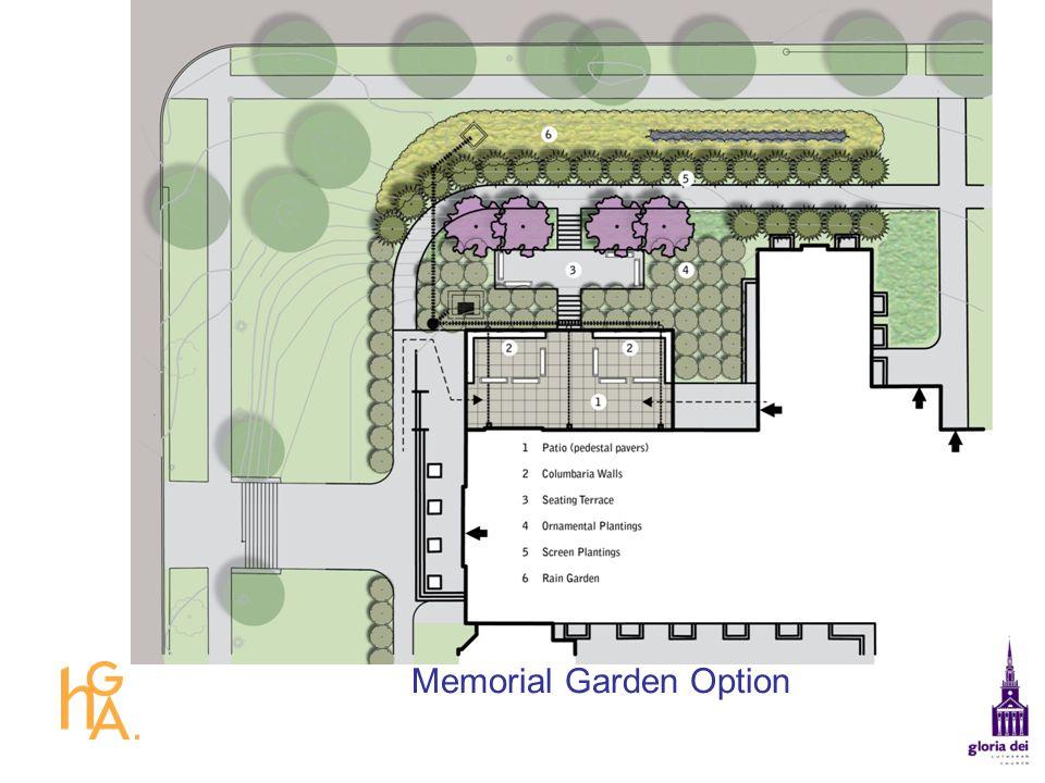 Memorial Garden Option