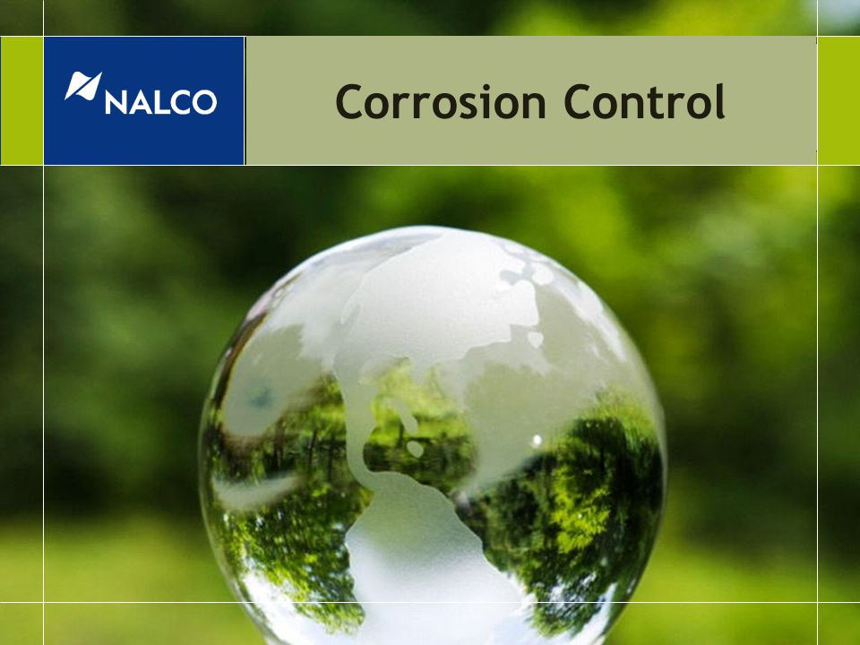 Corrosion/ORP Basics Corrosion is an electrochemical process Corrosion involves both oxidation and reduction (REDOX) reactions ORP = Measures the net voltage (mV) produced by all REDOX reactions taking place ORP is a good indicator of feedwater corrosion