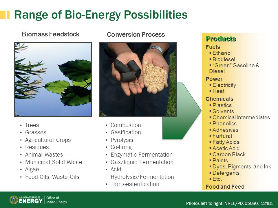 Products Fuels Ethanol Biodiesel Green Gasoline & Diesel Power Electricity Heat Chemicals Plastics Solvents Chemical Intermediates Phenolics Adhesives