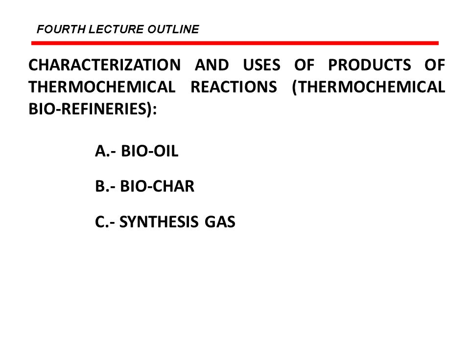C.- SYNTHESIS GAS: Production of Methanol CO + H 2 O H 2 + CO 2 H (25 o C) = -41.2 kJ/mol CO CO 2 + 3H 2 CH 3 OH + H 2 O H (25 o C) = -49.5 kJ/mol CO 2 CO + 2H 2 CH 3 OH H (25 o C) = -90.6 kJ/mol CO H (327 O C) = -105.5 kJ/mol CO Operated with Cu/ZnO/Al 2 O 3 at 220~327 o C and 50~100atm Increasing in Equilibrium Conversion