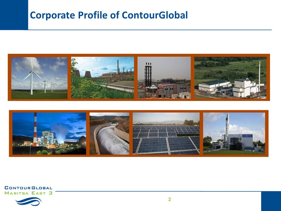 Corporate Profile of ContourGlobal 2