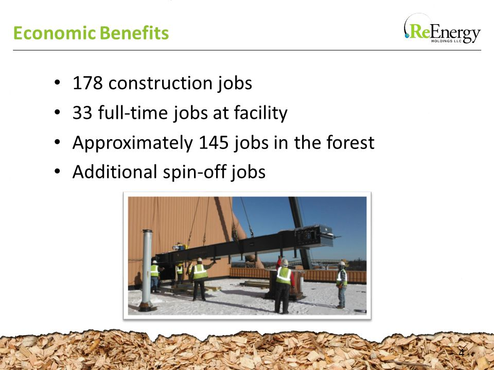 Environmental Benefits Reduced emissions compared to prior use New cooling tower to reduce water use and thermal discharge into Black River Reduce limestone usage SFI fiber sourcing certification 5