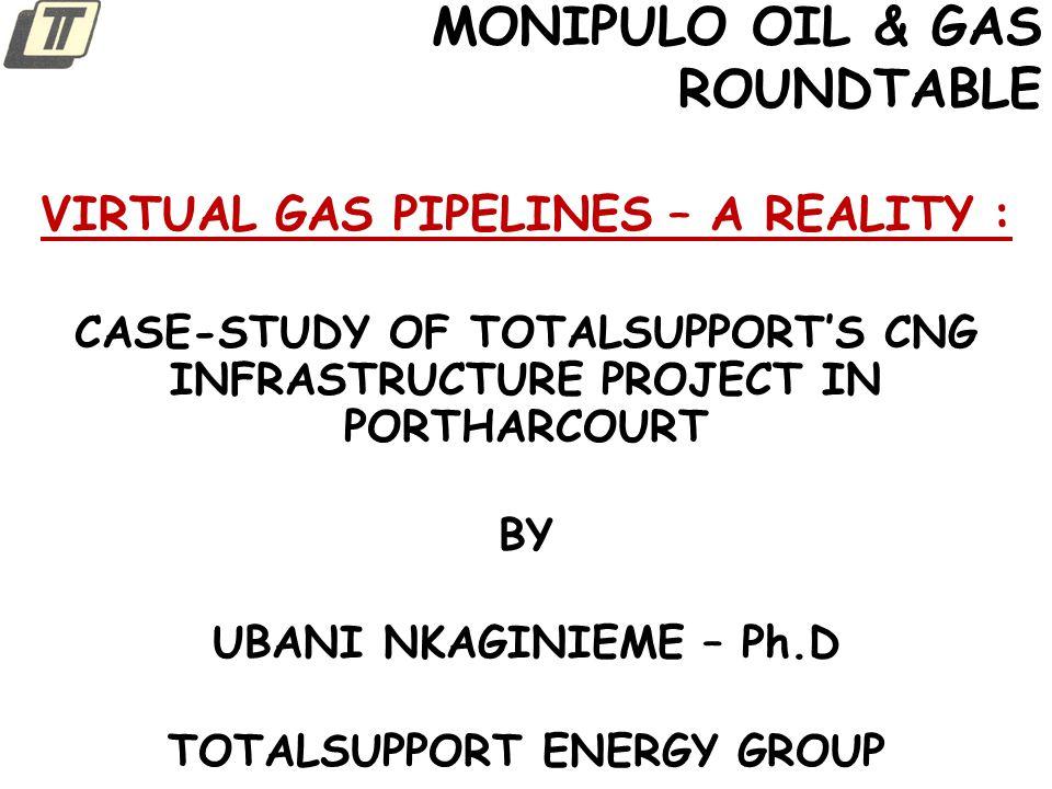 HISTORICAL BACKGROUND Nigeria has abundant natural gas resources.