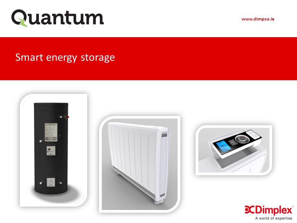 www.dimpco.ie Smart energy storage