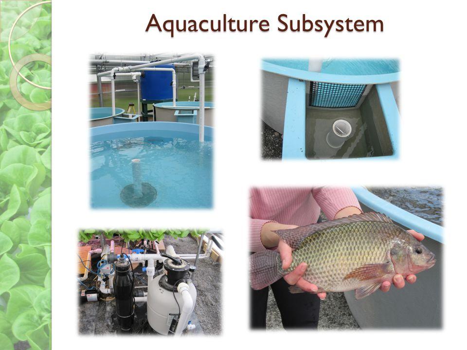 Aquaculture Subsystem