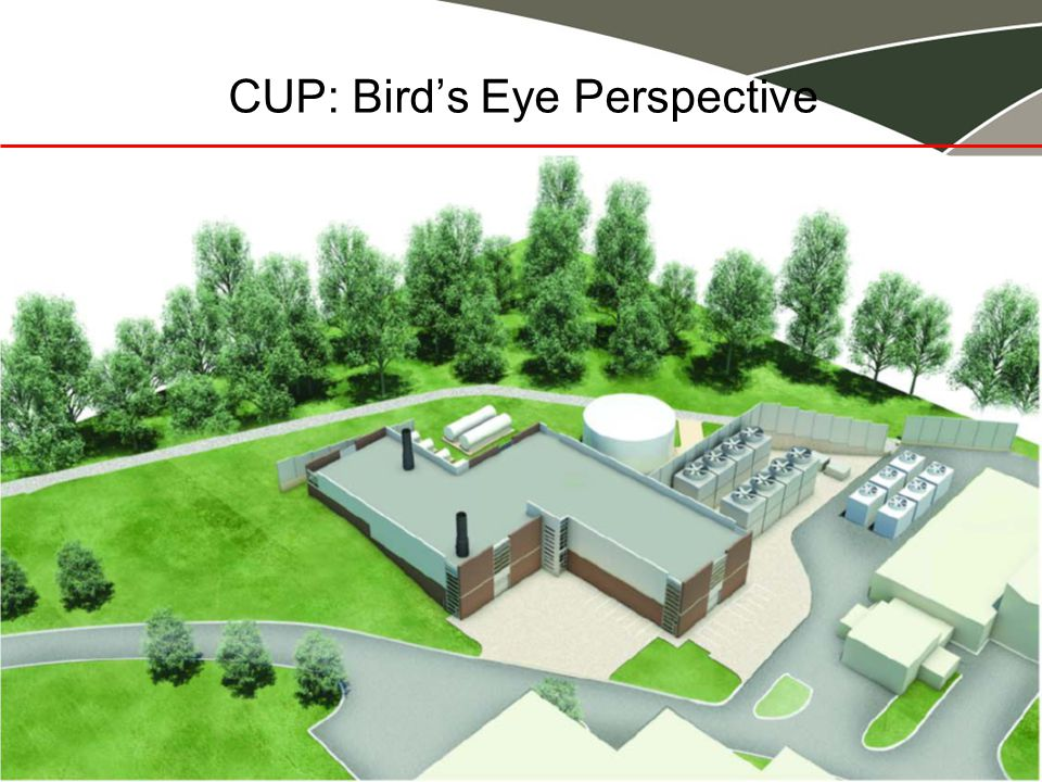2013 ADC INSTALLATION INNOVATION FORUM | PAGE 10 CUP: Birds Eye Perspective