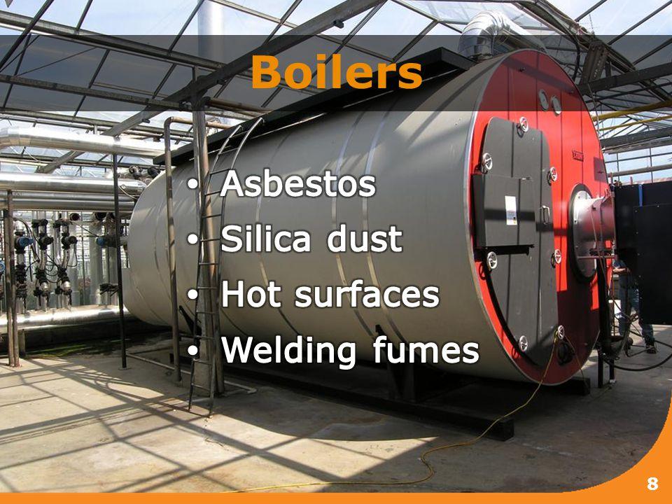 Boilers 8