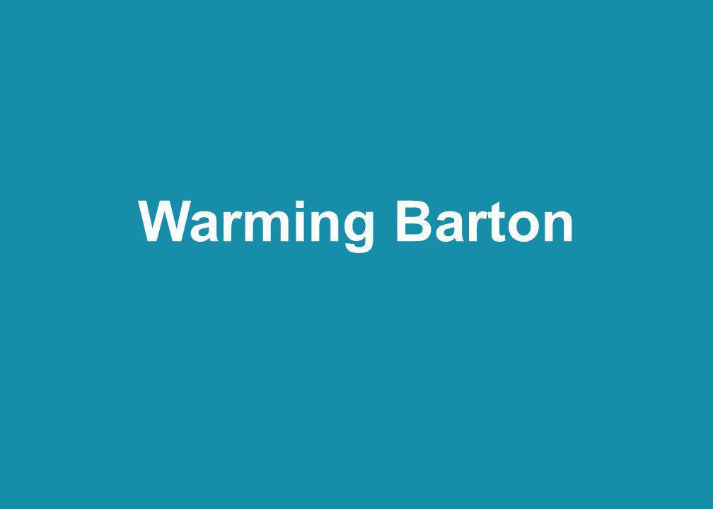 Warming Barton