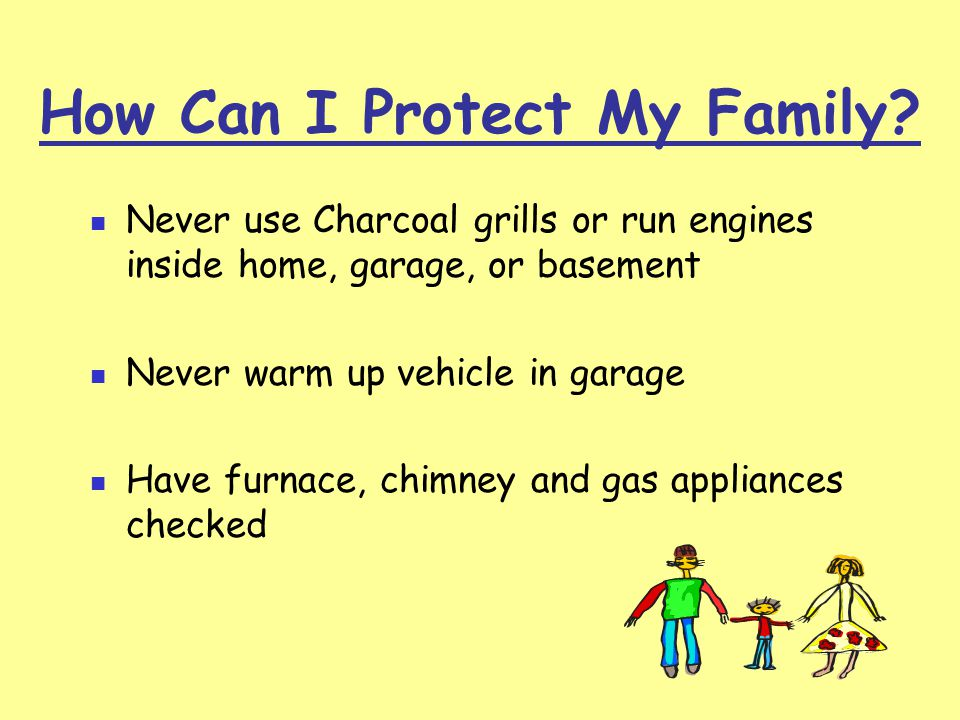 How Can I Protect My Family.