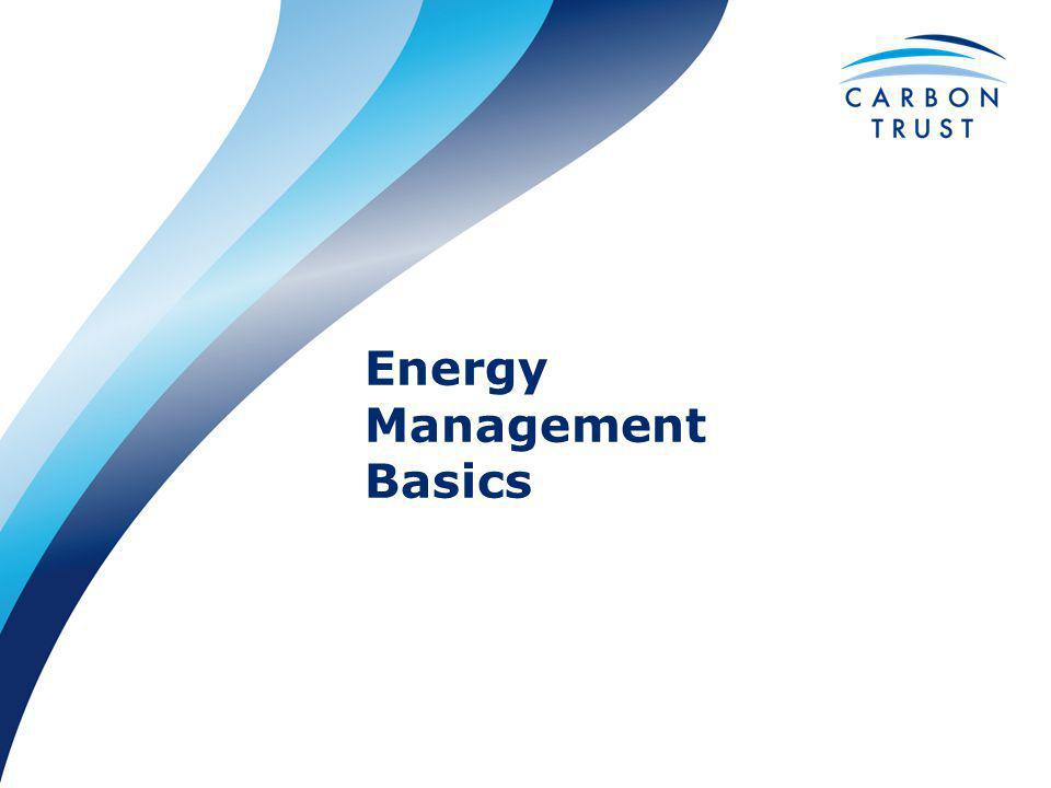 Energy Management Basics