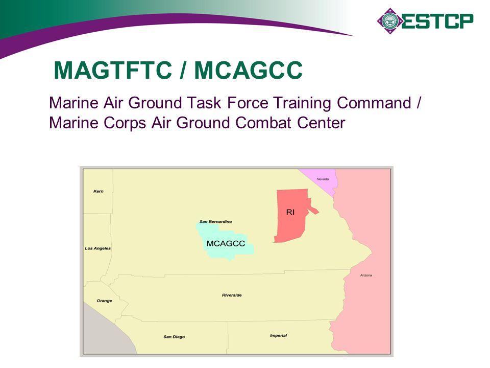 MAGTFTC / MCAGCC MCLBBarstow