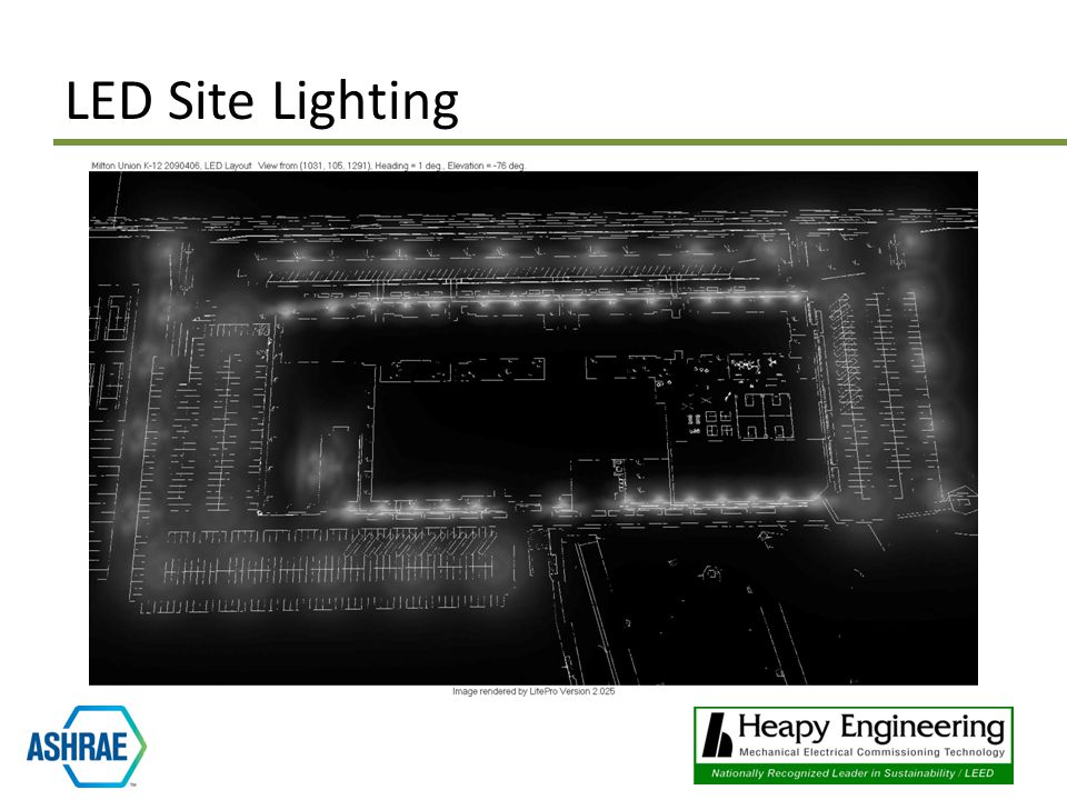 LED Site Lighting