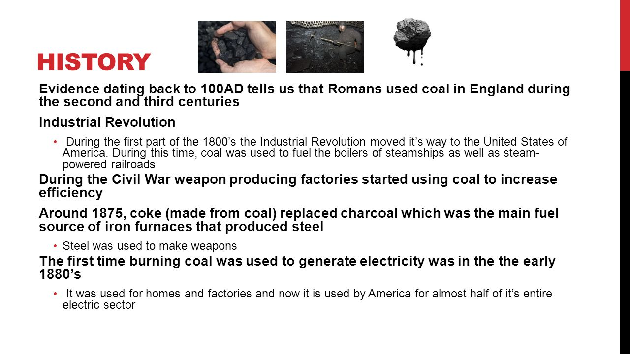 CURRENT ISSUES WITH COAL Negative effect on the environment The process of burning coal results in a chemical reactions with oxygen in the air.