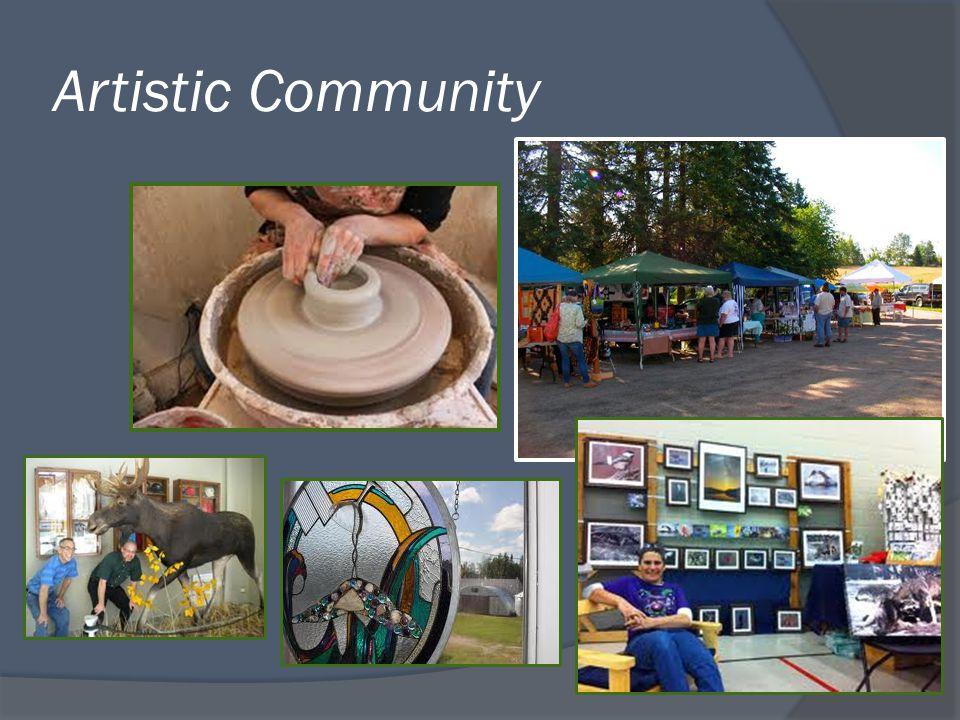 Artistic Community
