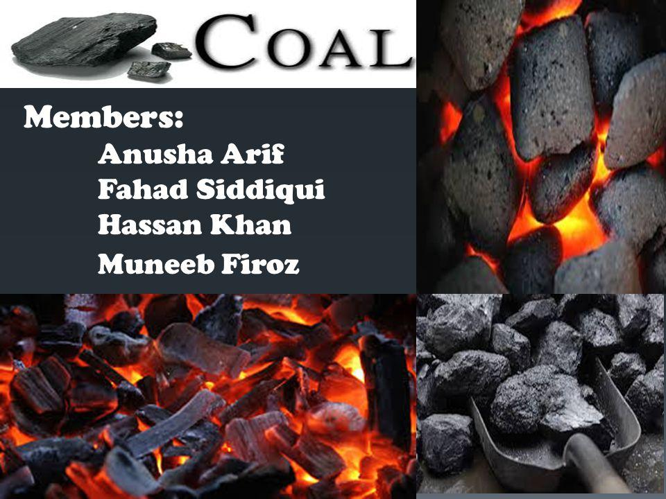 Members: Anusha Arif Fahad Siddiqui Hassan Khan Muneeb Firoz