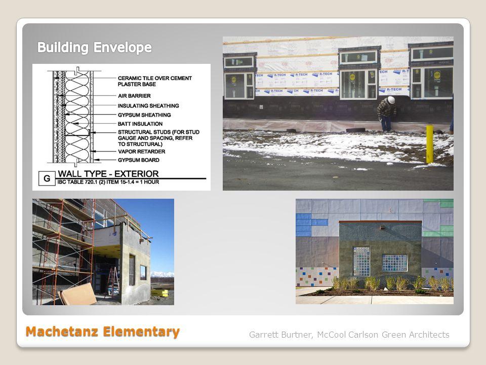 Machetanz Elementary Garrett Burtner, McCool Carlson Green Architects