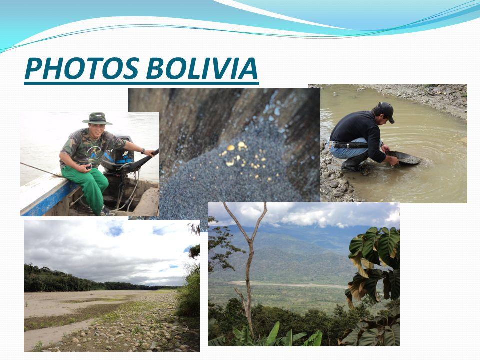 PHOTOS BOLIVIA