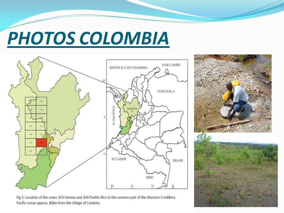 PHOTOS COLOMBIA