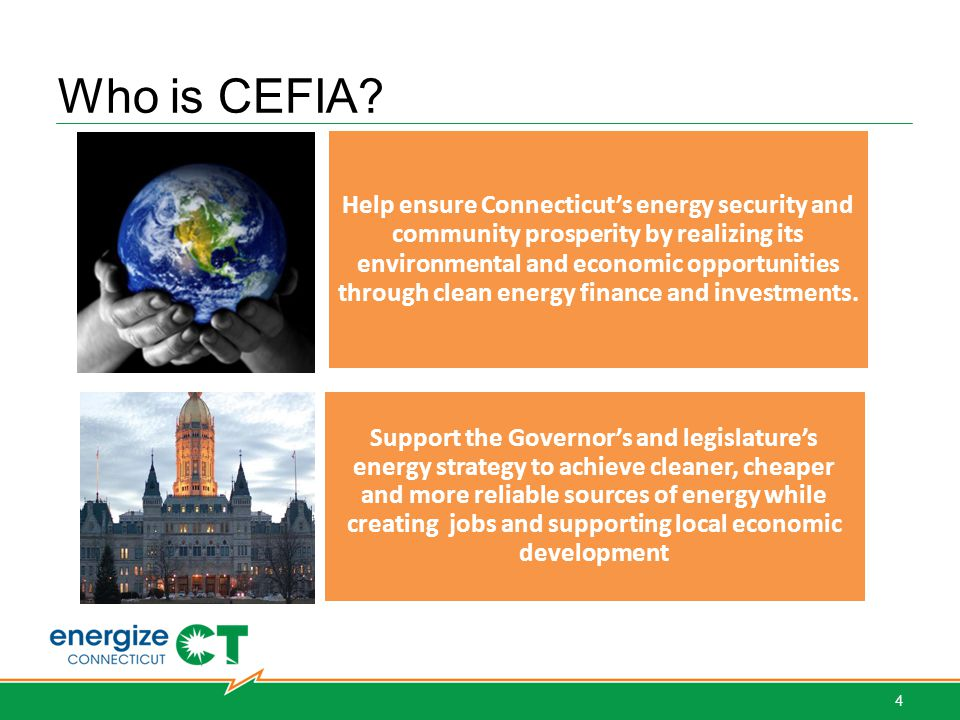 Who is CEFIA.