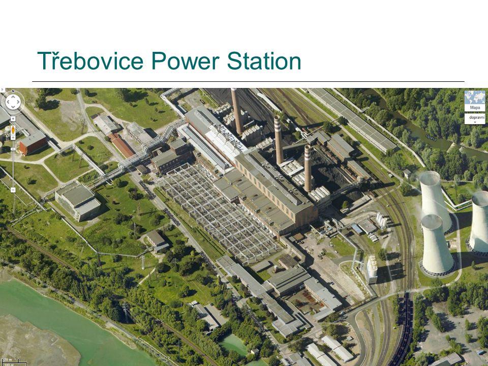 Třebovice Power Station