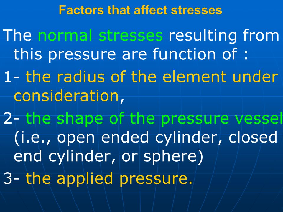 Now consider the equilibrium of forces in the z-direction acting on the part cylinder shown in next figure.