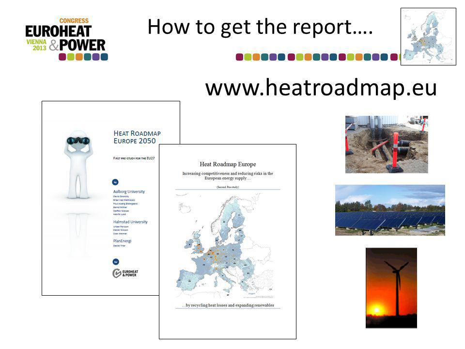 How to get the report….