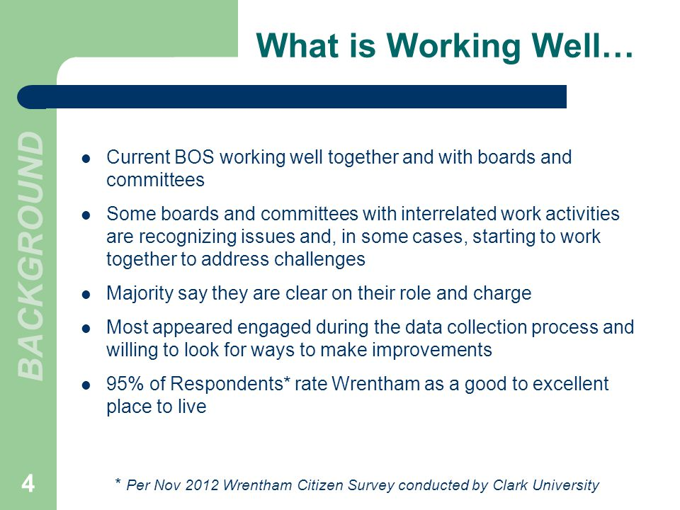 Today Wrentham operates very similar to the way it did decades ago.