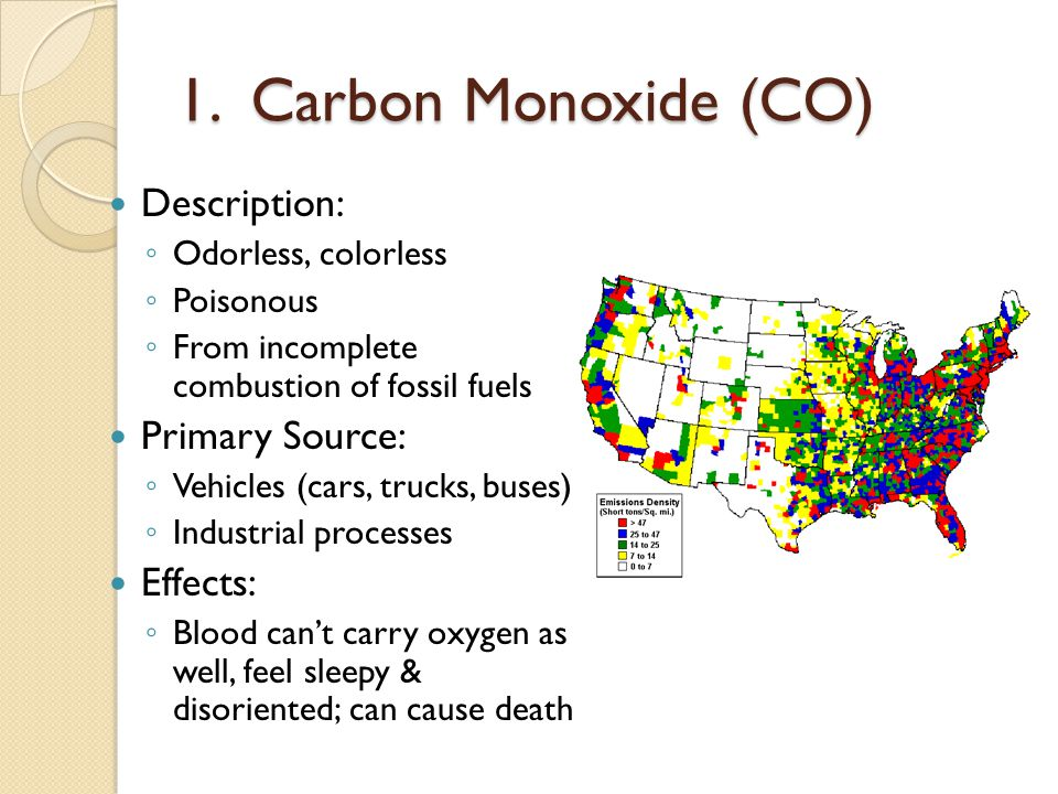 What is smog.Air pollution that hangs over urban areas and reduces visibility.