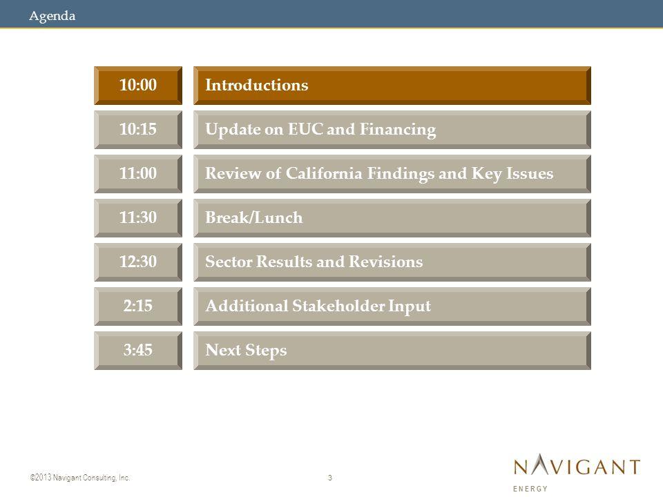 3 ©2013 Navigant Consulting, Inc.