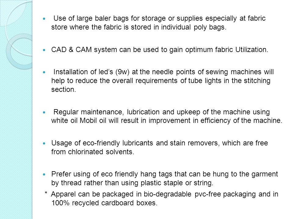 Use of large baler bags for storage or supplies especially at fabric store where the fabric is stored in individual poly bags.