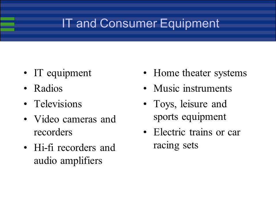 Information technology equipment