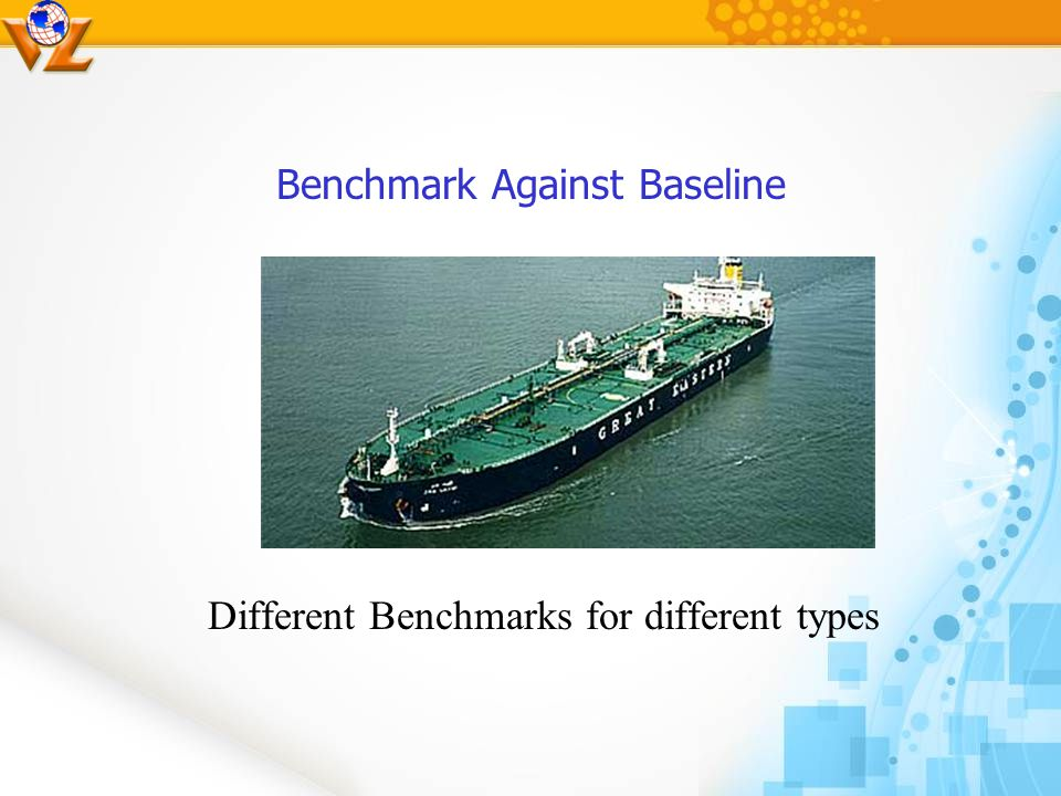 Benchmark Against Baseline Different Benchmarks for different types