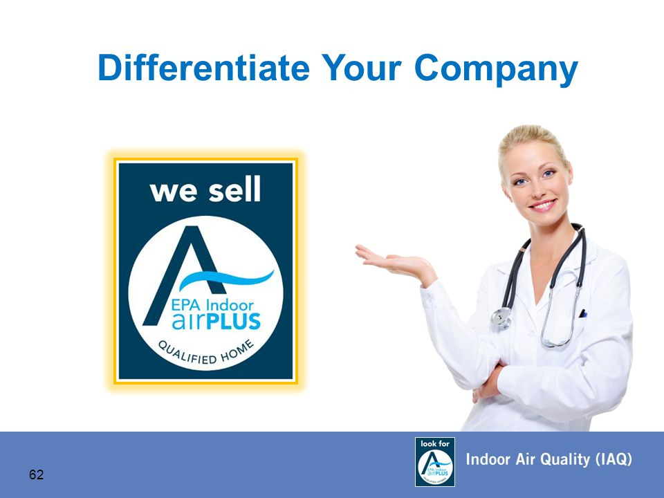 62 Differentiate Your Company